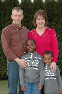 The Friesen Family