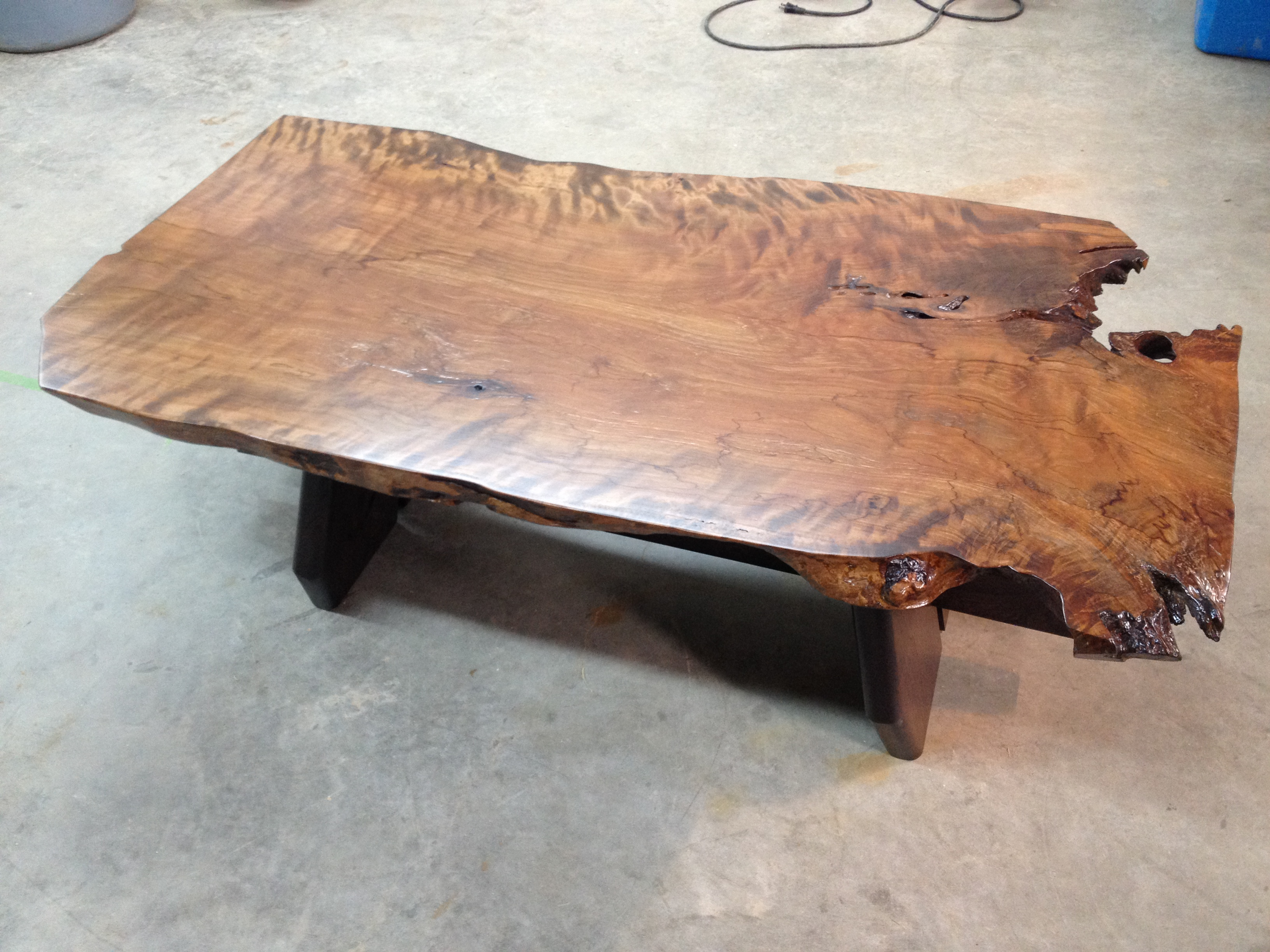 Coffee Table Set From Reclaimed Timber Grand Design