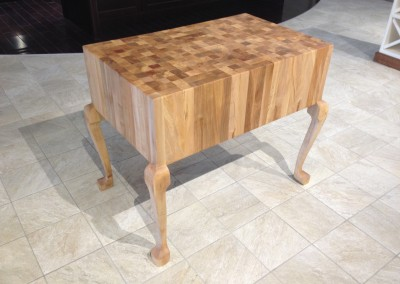 Butcher Block Island